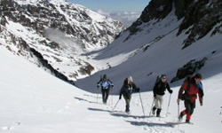 toubkal winter treks
