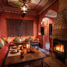 Ouirgane Ecolodge Riad Atlas Mountains
